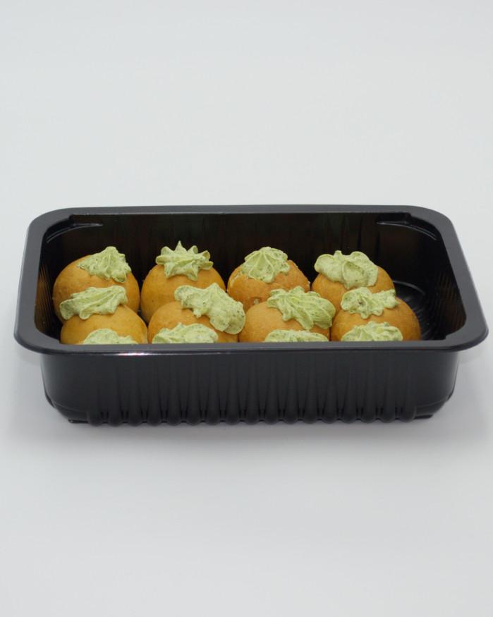 Mini Brioches Escargots, plateau de 12 pieces