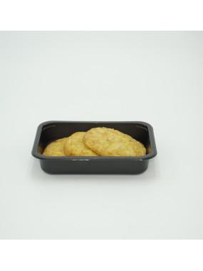Rapés de Pommes de terre x3