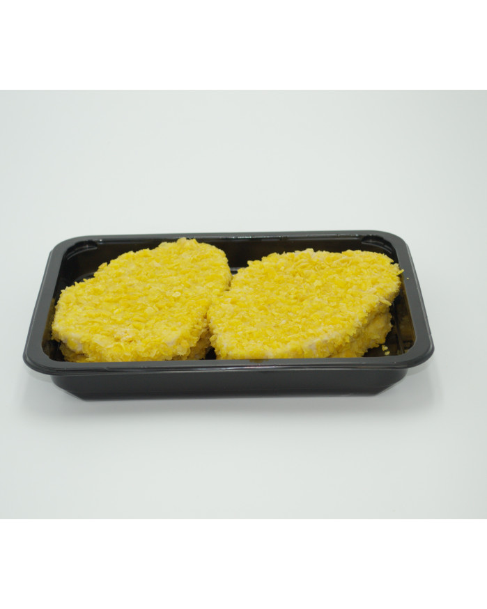 Croustillants de poulet X 4