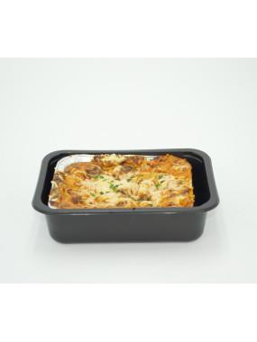 Lasagnes au saumon/épinard
