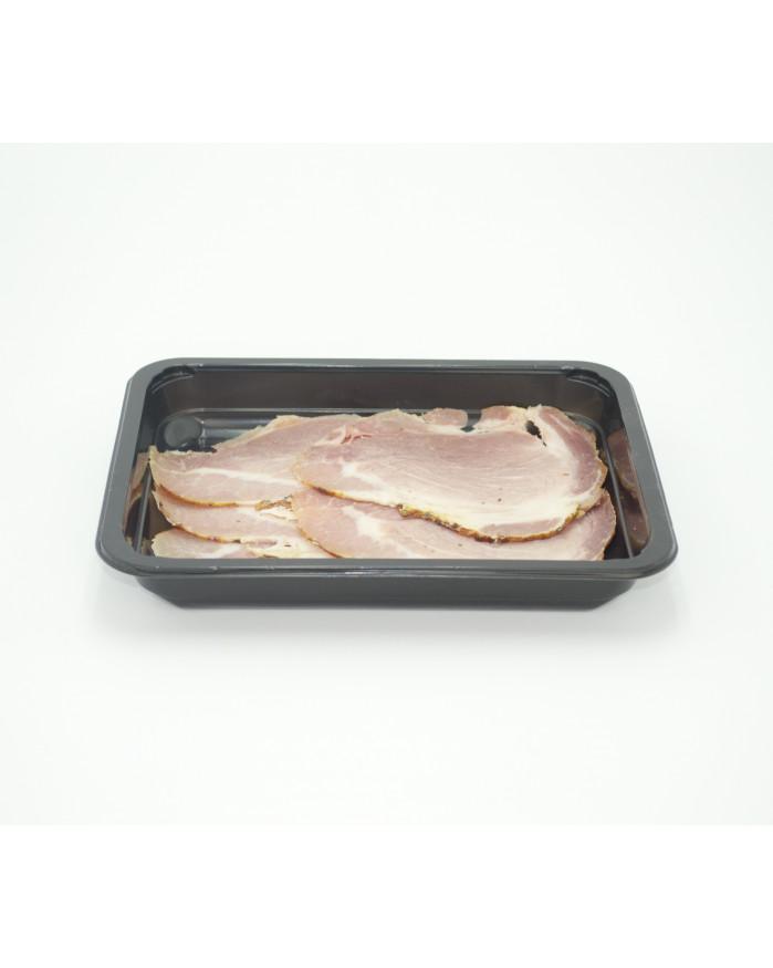 Noix de jambon fumé barquette de env 120 gr