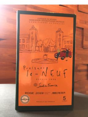 Bib de Rosé (5l)  Domaine Preignes Le Neuf 2019