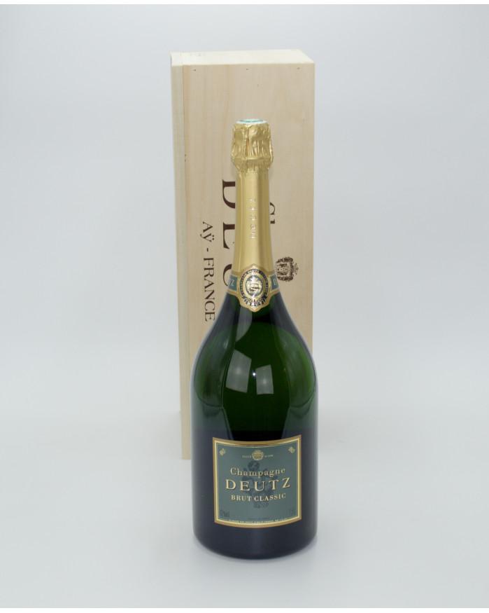 Champagne DEUTZ magnum