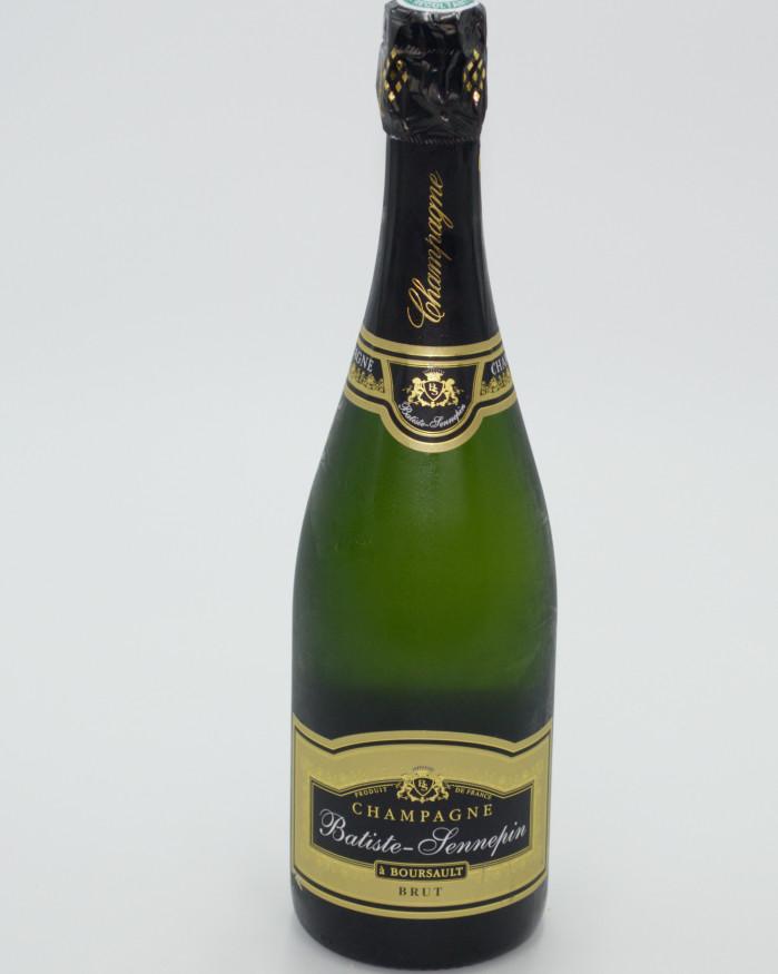 Champagne Brut  la bouteille de 75cl